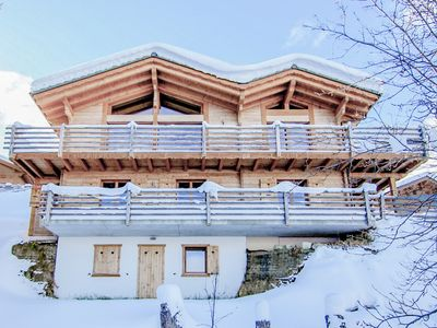 Photo for Chalet Le Cerf for 10 people
