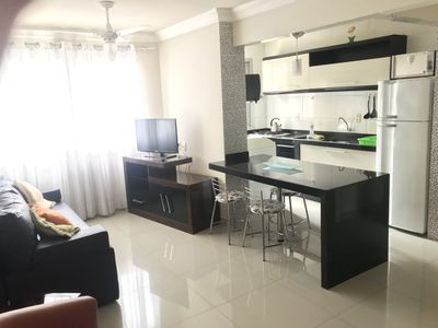Photo for QD MAR, 1 DORM, AIR COND. WIFI, GAR, PRIVATE 50 METERS FROM PRIA IN CENTRO