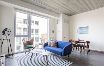 Photo for Bright 1BR in Wicker Park by Sonder