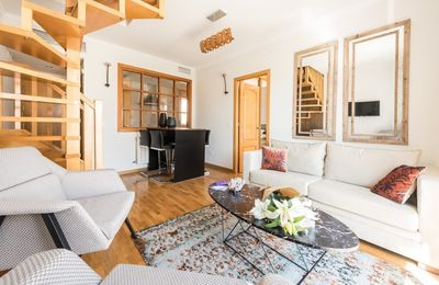 Photo for Apartment in the center of Madrid with Air conditioning (697344)
