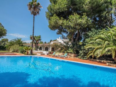 Photo for Finca Raiz - modern, well-equipped villa with private pool in Moraira