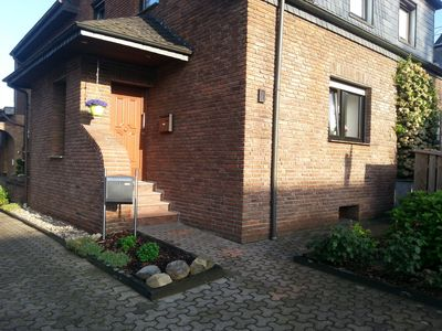 "Photo for ""dat Häusken in the district"", the family friendly apartment in Oberhausen."