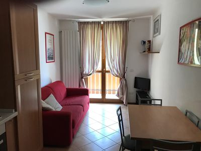 Photo for Two-roomed apartment Nigritella - Carona