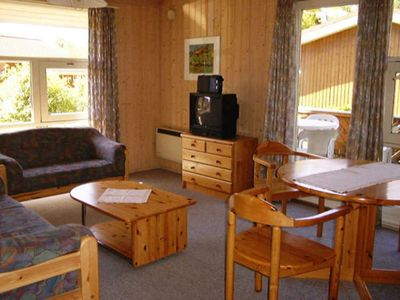 Photo for Cottages Am Waldrand Haus 3, Type A - holiday homes Am Waldrand