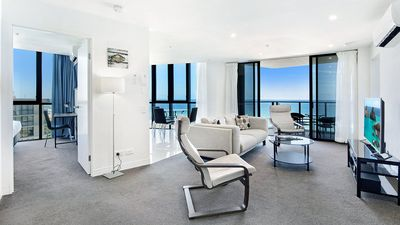 Photo for Rhapsody 2 Bedroom Ocean View Apartment in Surfers Paradise