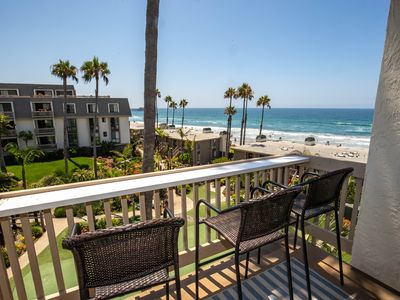 Photo for Just Listed~Ocean Views for Miles! Gorgeous Remodeled Penthouse at NCV