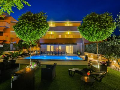 Photo for BEAUTY OF THE SEA *villa in SPLIT* 300 m from SEA- discount 29.June-6.July