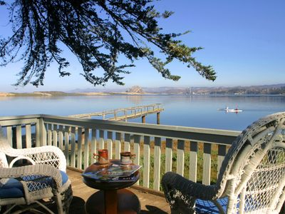 Photo for The GREEN COTTAGE, a Romantic Waterfront Get-Away for Two, on Morro Bay