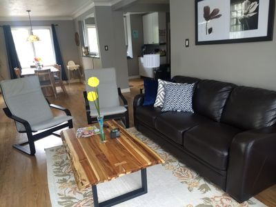 Photo for Stay Here ! Ottawa Home away from Home❤️ close to downtown✈