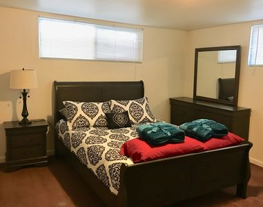 Photo for Come stay today at the D&J Getaway! Includes WiFi, Netflix, and more TV options.