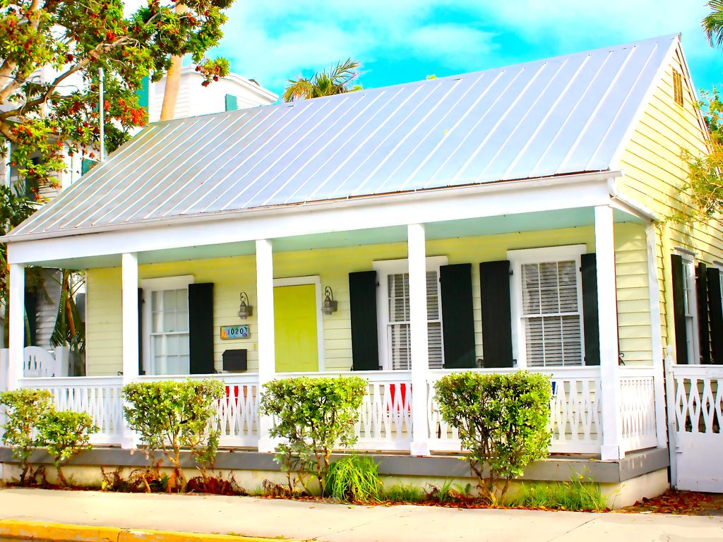 pin rental cottages beautiful oceanfront house cottage home key largo three level west