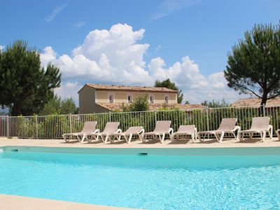 Photo for Discover Provence. Mas Neuf Luxury 2 Bed Villa With 2 Pools