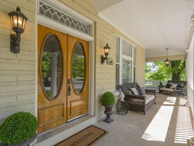 Photo for Minutes to Downtown Nashville | Amazing Home & Area! | Family & Group Friendly