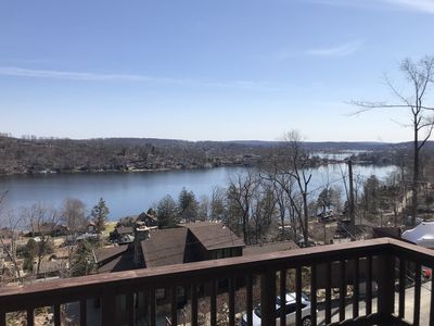 Photo for Beautiful Candlewood Lake Home with Great View