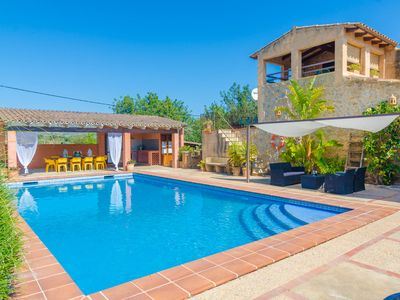 Photo for SON BARBOT  - Villa with private pool in Sant Llorenç Des Cardassar.