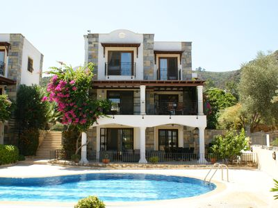 Photo for Detached Villa with Shared Pool