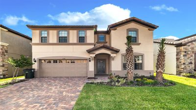 Photo for You can't miss this Villa! Perfect for BIG FAMILIES and ONLY 4 MILES TO DISNEY