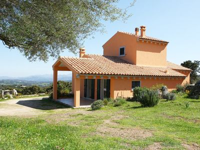 Photo for House in the countryside 17 km from Olbia (large hall, kitchen, bathroom, two bedrooms)