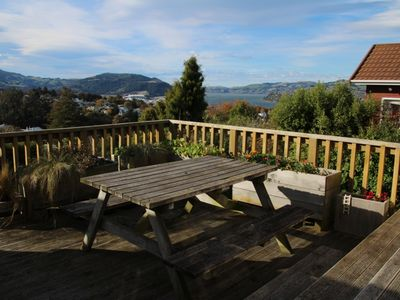 Photo for Modernised Kiwi home with incredible views