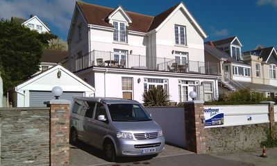 Southover Beach Apts The property is facing the Beach and has private parking!