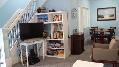 Photo for Bright, Spacious Ocean Grove Apartment Near Beach