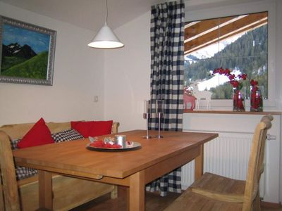 Photo for Apartment / 2 bedrooms / shower / WC, No. 5 - Haus Walser Berge - Family ter Braak