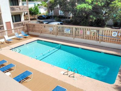Photo for Adorable condo located only a short distance from many local attractions and the beach