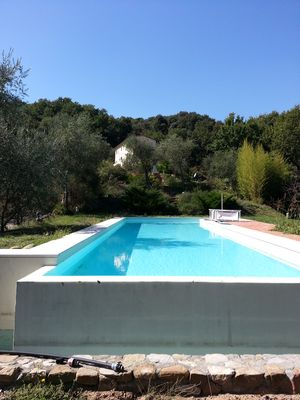 Photo for 5terre CountryVilla with pool not far from the sea