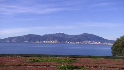 Photo for Gulf South Ajaccio - Apartment waterfront - 2 bedrooms - Terrace