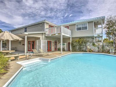 Photo for Orange Beach - Crystal Beach! Heated Private Pool! Close To Shops & Dining!