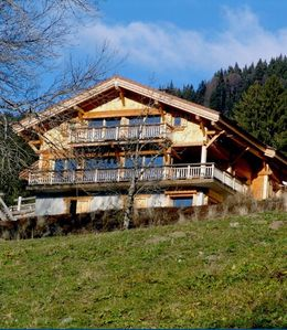 Photo for Chalet les Carroz Grand Massif