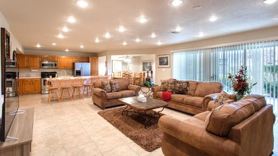 Photo for Desert Springs-JUST REDUCED 30%!! FAMILY CAN RELAX AND ENJOY!
