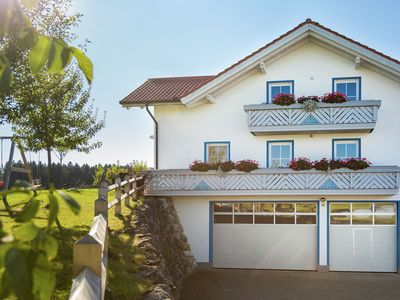 Photo for Comfortable apartment in Allgäu on a working farm
