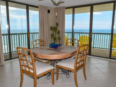 Photo for Exquisite 4 bedroom 3 bath spacious oceanfront penthouse.  Great amenities!  Great location!