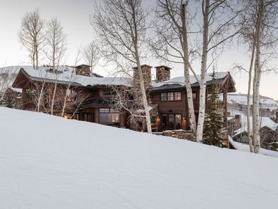 Photo for The Ski Utah Home by Resorts West - Spend quality time with family slope-side