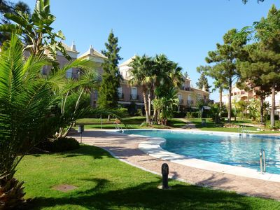 Photo for Holiday house Islantilla for 1 - 4 persons with 2 bedrooms - Holiday home