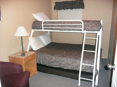 Bedroom-bunk with Spare Mattress Available