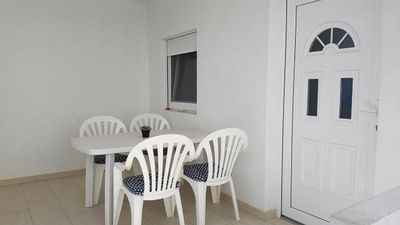 Photo for Two bedroom apartment with terrace Nin, Zadar (A-17784-b)