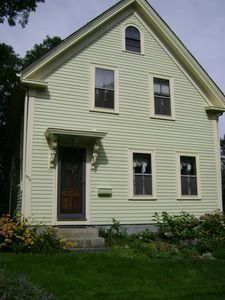 Photo for Charming 1860's Gloucester House Just Steps From Plum Cove Beach