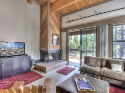 Photo for Silver Tree Sanctuary: Central Heating, Northstar Village, BBQ Deck