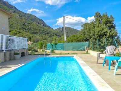 Photo for Vacation home Hameau du Maquis in San Nicolao - 6 persons, 2 bedrooms