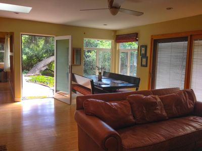 Photo for 1BR Bungalow Vacation Rental in Topanga, California