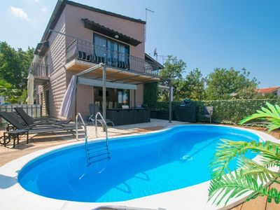 Photo for Holiday house Malinska for 9 - 11 persons with 4 bedrooms - Holiday house