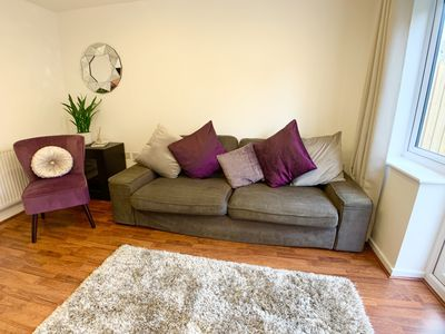 Photo for 2 Bedroom Beautiful Property - Exclusive Freemens Meadow Location - Inc Parking
