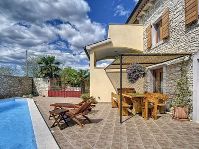 Photo for Holiday house Svetvinčenat for 6 - 8 persons with 3 bedrooms - Holiday house