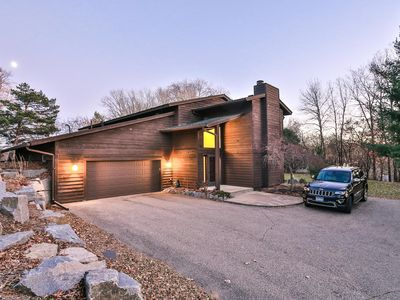 Photo for Private 4BR/3BA in Minnetonka Superbowl ready! + Vehicle