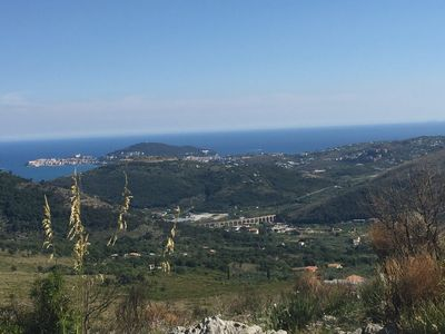Photo for Charming 4 bedrooms guest-house situated in the hills of Itri, close to Gaeta.