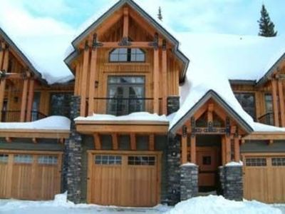 Photo for 3BR Chalet Vacation Rental in Golden, BC