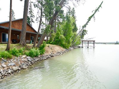 Photo for Rustic Cabin on the River to Get-A-Way from it All!