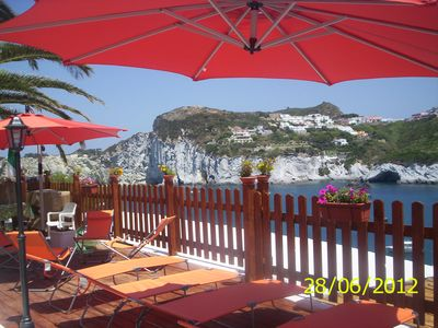 Photo for The Charm of Cala Feola - Three rooms A5